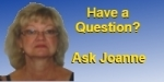 Have a Question? Ask Joanne